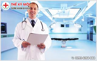 Chữa bệnh lậu với bác sĩ chuyên khoa
