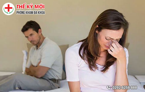 Tác hại của bệnh giang mai đến đời sống hôn nhân