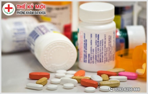 Apxe hậu môn nên uống thuốc gì