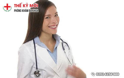 Bác sĩ điều trị đau bụng kinh ở Bạc Liêu