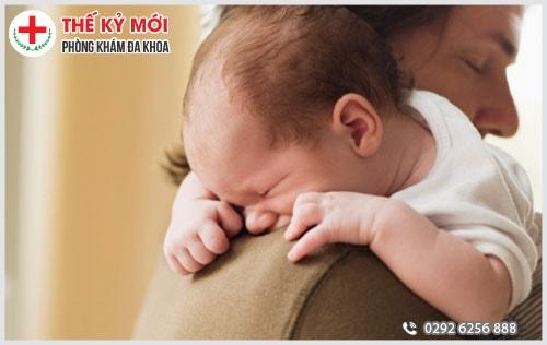 Bệnh rò hậu môn ở trẻ sơ sinh
