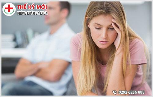 Trĩ hỗn hợp tắc mạch có thể gây vô sinh cho nữ giới