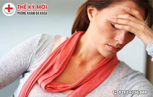 Biến chứng của bệnh u xơ cổ tử cung