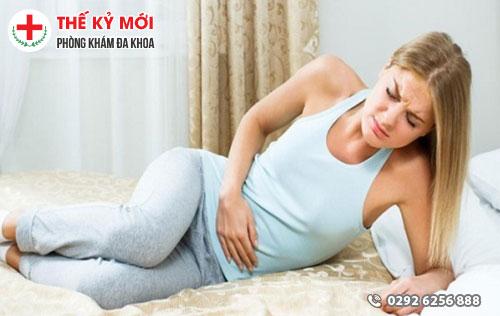 Biểu hiện của viêm lộ tuyến cổ tử cung