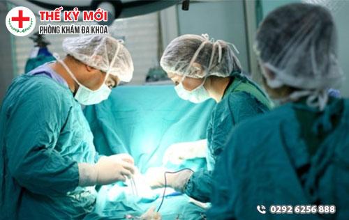 Cách chữa u xơ cổ tử cung bằng phẫu thuật