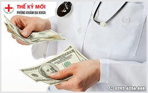 chi phí điều trị tiểu buốt tiểu rắt bao nhiêu