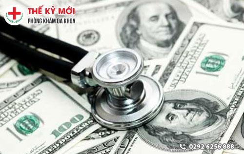 Chi phí chữa viêm vùng chậu