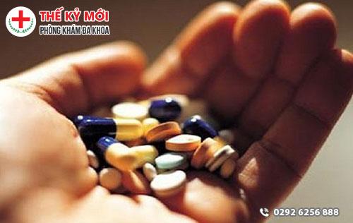 Chữa viêm cổ tử cung bằng thuốc