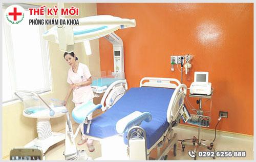 phòng khám viêm cổ tử cung