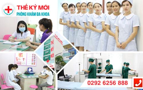 Điều trị đi cầu ra máu tại phòng khám Thế Kỷ Mới