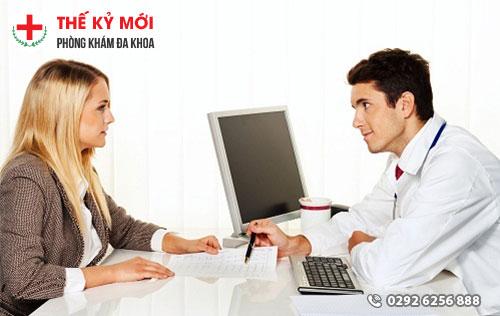 Điều trị khí hư ra máu