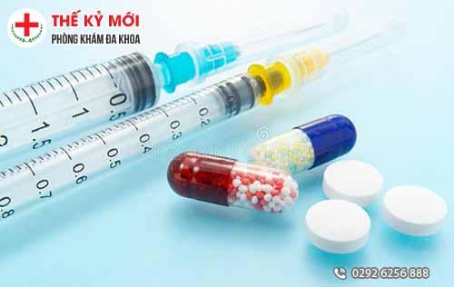 Điều trị mụn rộp sinh dục bằng thuốc