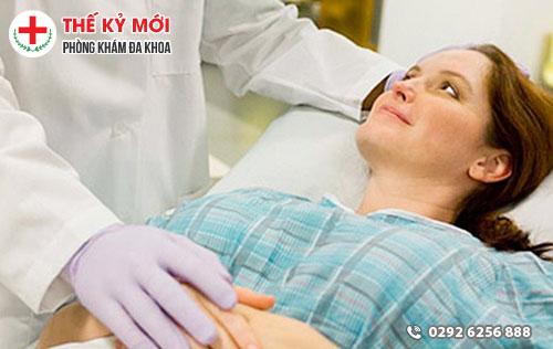 Điều trị ứ dịch trong tử cung