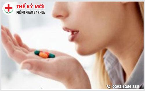 Điều trị viêm cổ tử cung cấp tính