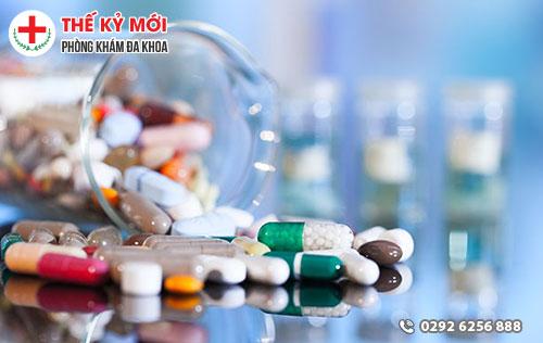 Điều trị viêm cổ tử cung bằng thuốc