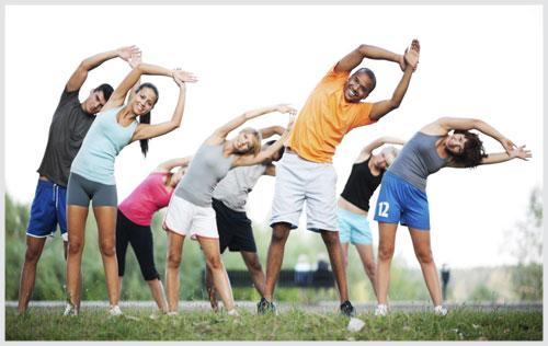 Mỗi ngày nên tập thể dục 30 - 40 phút để phòng tránh bệnh trĩ hỗn hợp