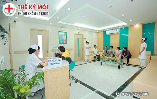 Phòng khám trị bệnh trĩ uy tín tại Cần Thơ