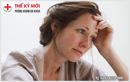 Rò hậu môn gây ra nhiều căng thẳng và mệt mỏi cho bệnh nhân