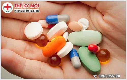 Thuốc là cách chữa bệnh giang mai chỉ dành cho giai đoạn 1 và 2