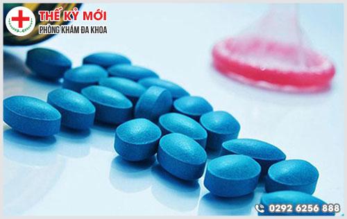 Thuốc tăng cường sinh lý nam giới