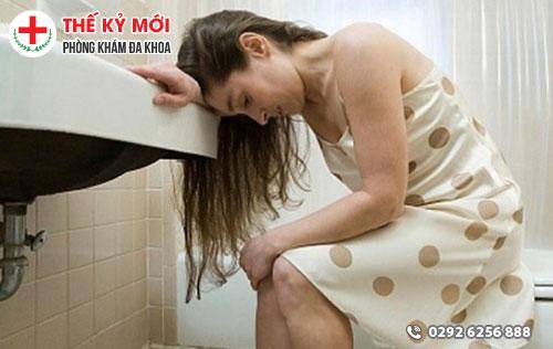 Triệu chứng viêm niệu đạo ở nữ giới