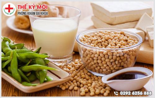 Nam giới uống sữa đậu nành có bị vô sinh không?