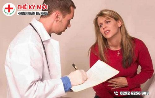 Viêm cổ tử cung có thể gây sảy thai
