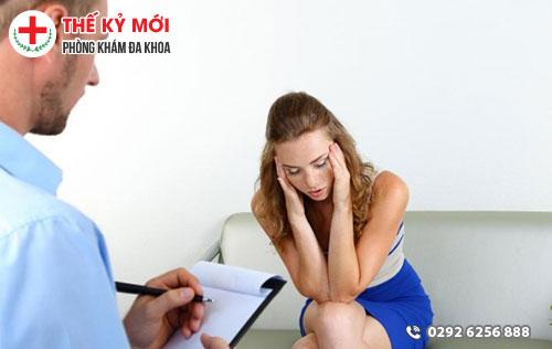 Viêm tử cung nên điều trị sớm